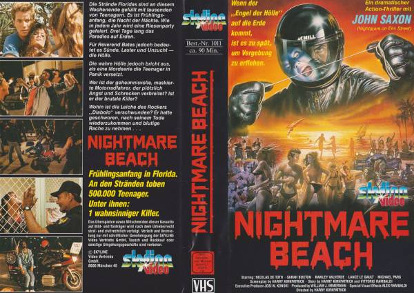 Nightmare Beach