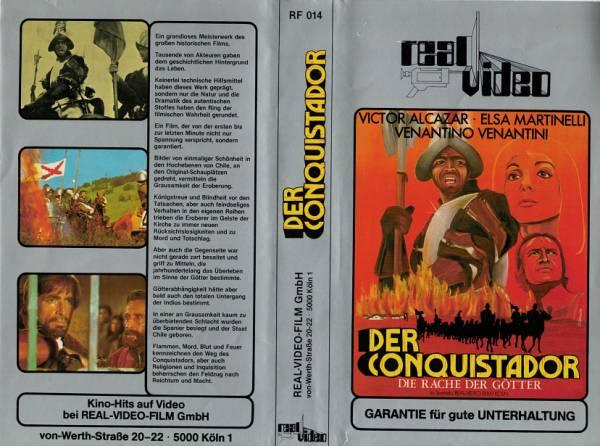Legionen des Todes - Der Conquistador / Söldner des Teufels