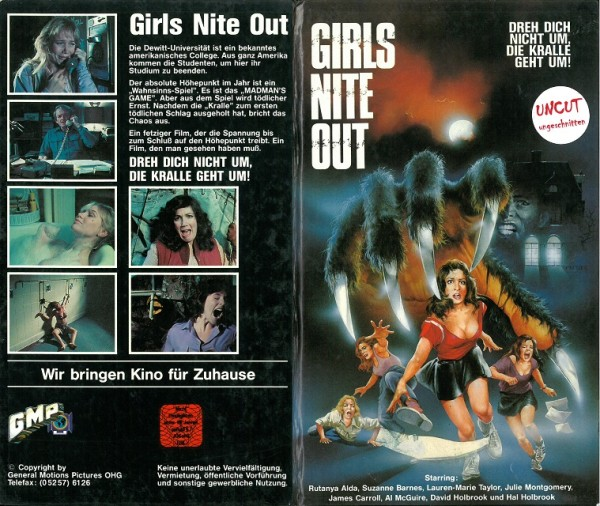 Girls Nite Out (Hartbox)