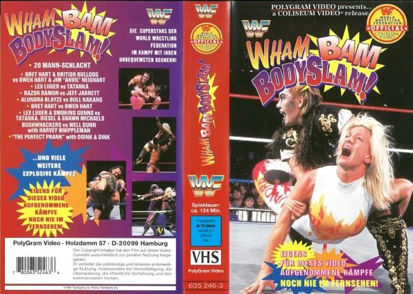 Wham Bam Body Slam (WWF Wrestling)