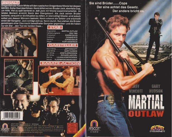 Martial Outlaw (Hartbox)