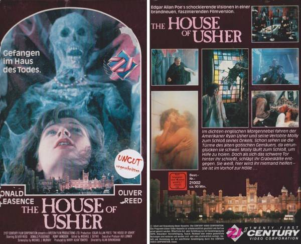 House of Usher, The