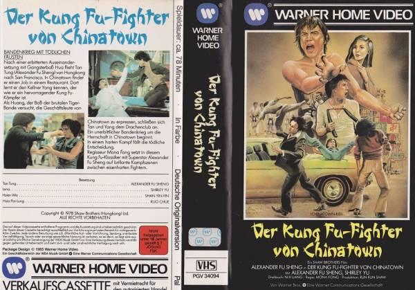 Kung Fu-Fighter von Chinatown, Der
