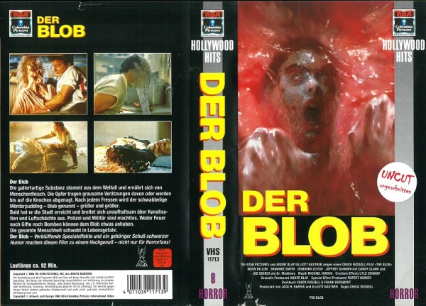Blob, Der - The Blob (Hollywood Collection)
