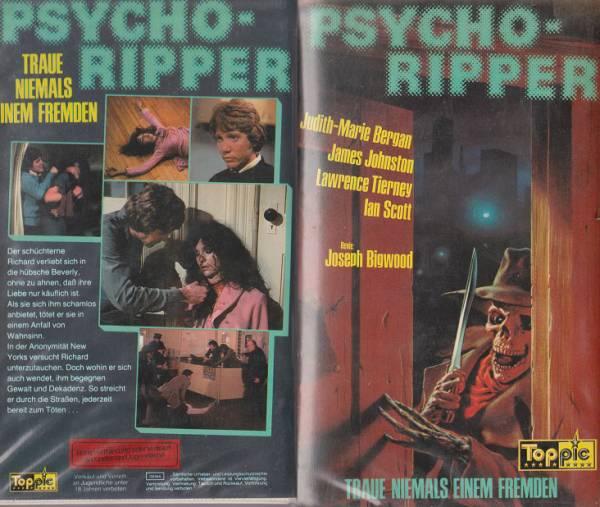Psycho-Ripper - Traue niemals einem Fremden