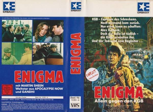 Enigma - Alein gegen den KGB
