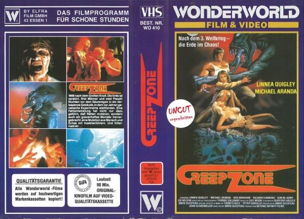 Creep Zone - Creepzone - Creepozoids (Wonder Video)