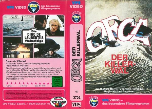 Orca - Der Killerwal (VPS)