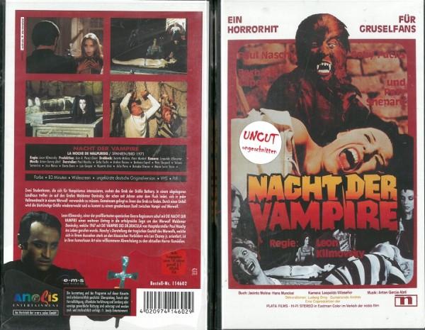 Nacht der Vampire, Die (OVP)