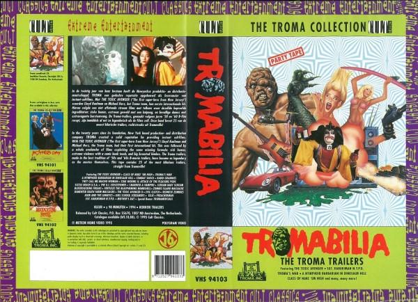 Tromabilia - The Troma Trailers (NL Import)