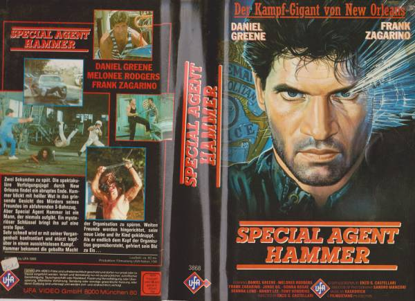 Special Agent Hammer (Hartbox)