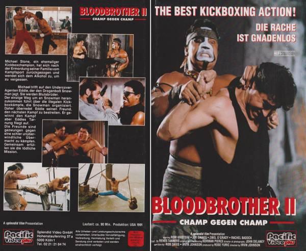 Bloodbrother 2 - Champ gegen Champ