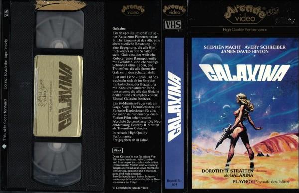 Galaxina (Glasbox)