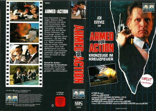 Armed for Action - Kronzeuge im Kreuzfeuer