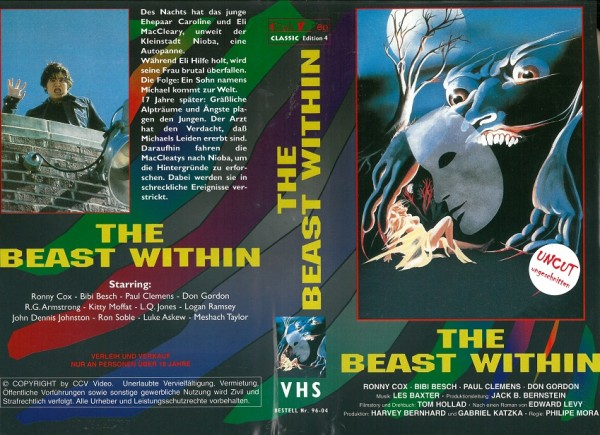 beast within, The  Das Engelsgesicht (Club Video)