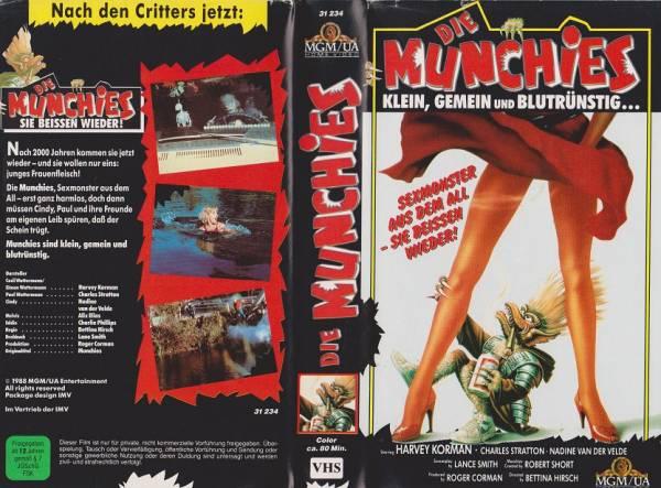 Munchies, Die