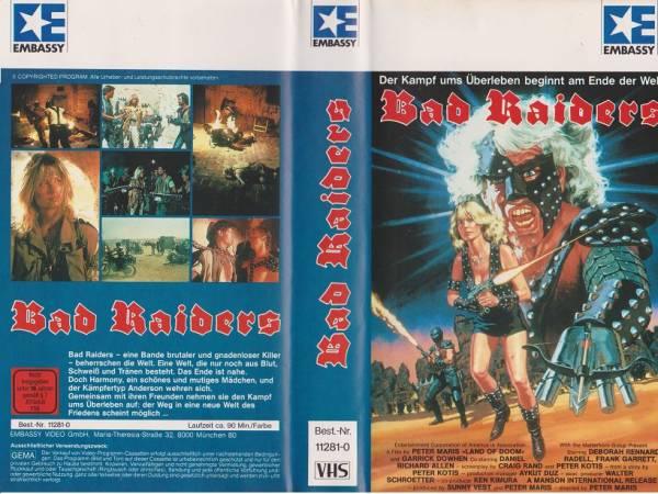 Bad Raiders - Land of Doom