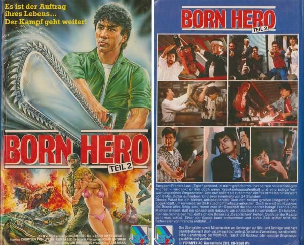 Born Hero 2 - Tiger on the beat (Hartbox)