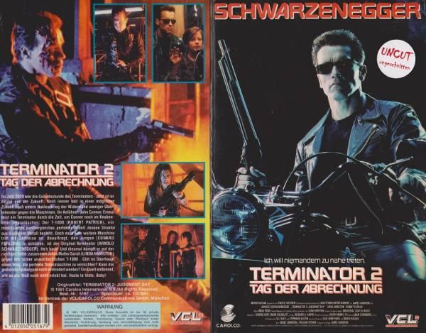 Terminator 2 - Tag der Abrechnung (Hartbox)