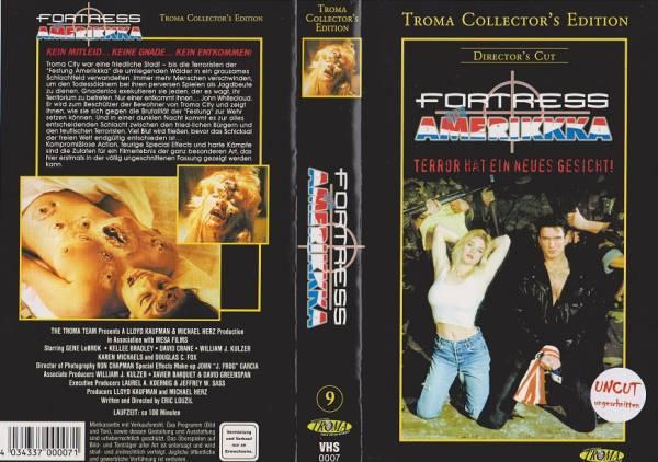 Fortress of Amerikkka - Terror hat ein neues Gesicht