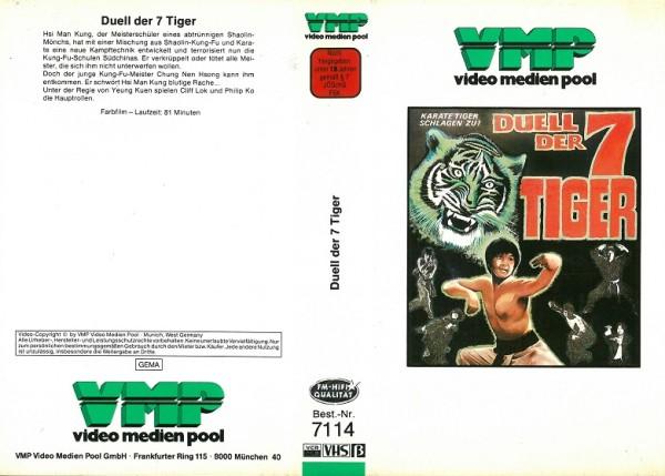 Duell der 7 Tiger (VMP)
