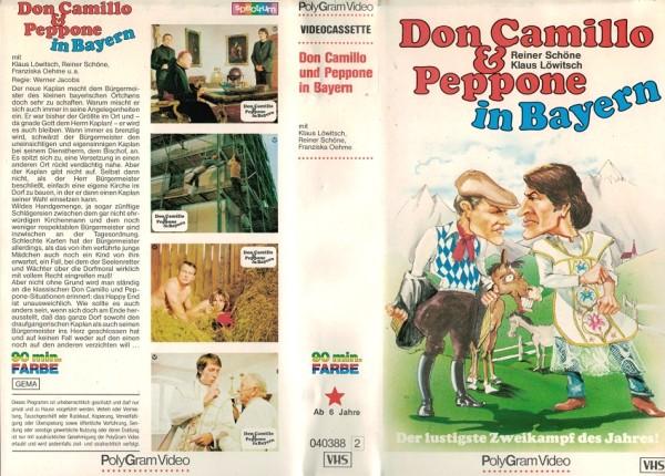 Don Camillo & Peppone in Bayern - Zwei himmlische Dickschädel