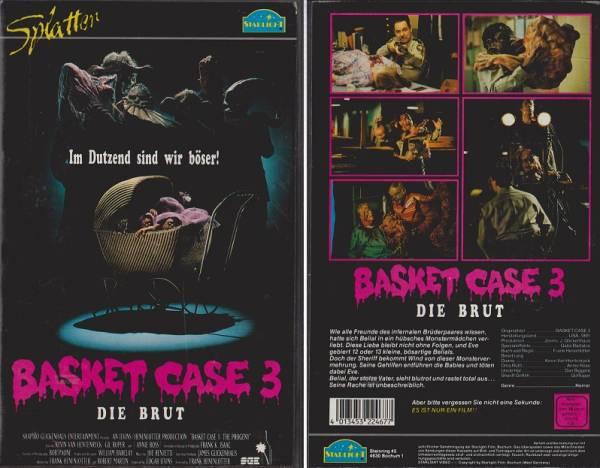 Basket Case 3 - Die Brut (Hartbox)