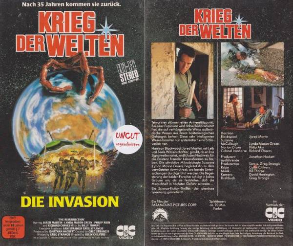 Krieg der Welten - Die Invasion