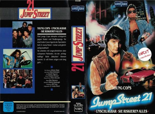 Jump Street 21 (TV Serie)