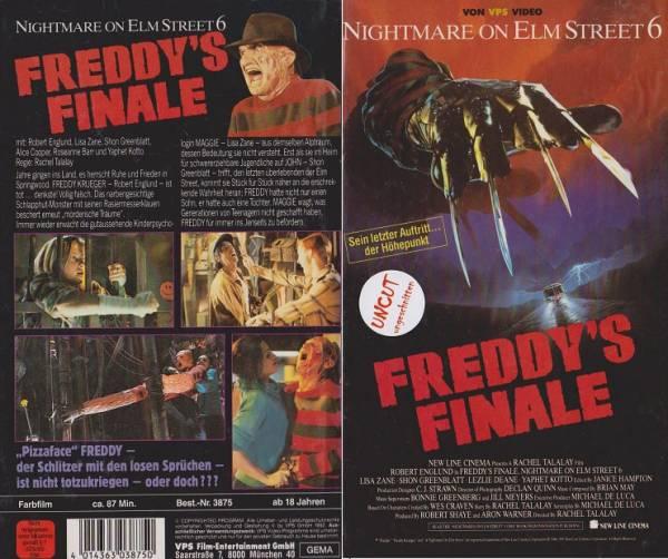 Freddy's Finale - Hartbox