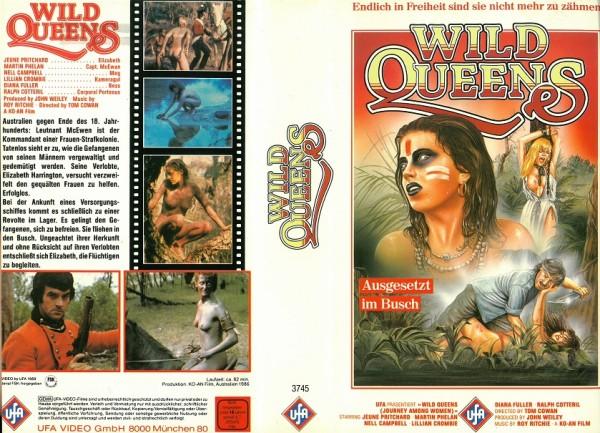 Wild Queens - Ausgesetzt im Busch