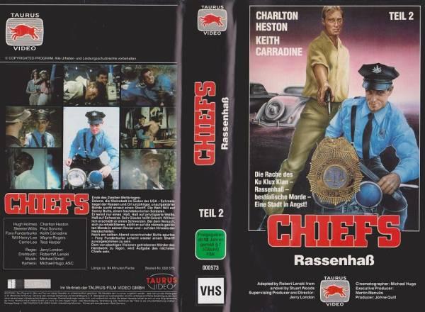Chiefs - Rassenhaß (Teil 2)