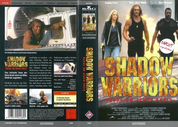 Shadow Warriors - Rache um jeden Preis