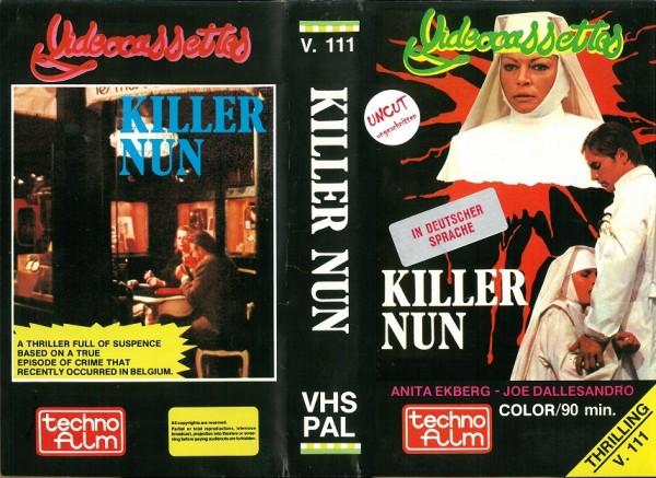 Killer Nun - Geständnis einer Nonne (Techno Film Schweiz)