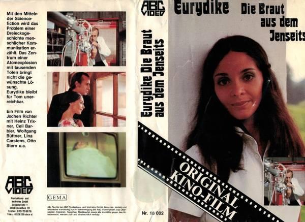 Eurydike oder Das Mädchen von Nirgendwo - Die Braut aus dem Jenseits - VHS