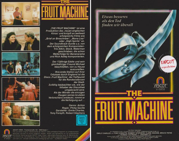 Fruit Machine, The