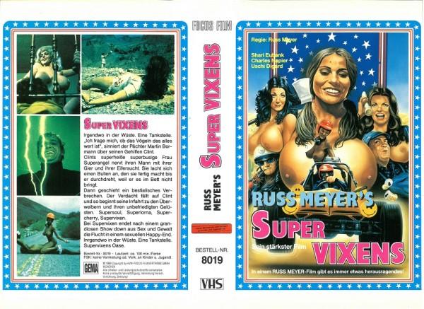 Super Vixens - Russ Meyer´s