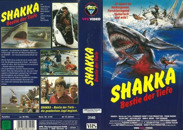 Shakka - Bestie der Tiefe