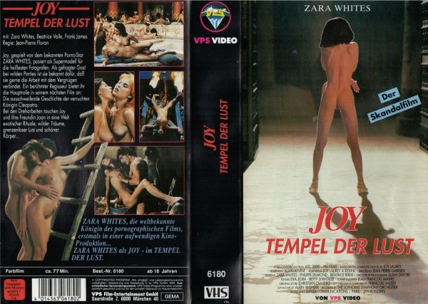 Joy - Tempel der Lust