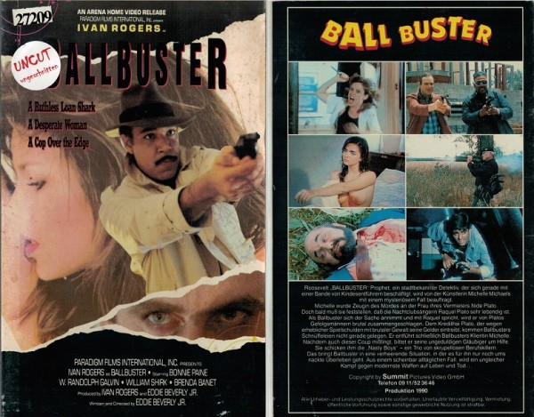 Ballbuster / Ball Buster (Hartbox)