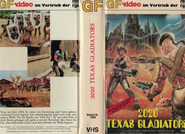 2020 - Texas Gladiators (Hartbox)