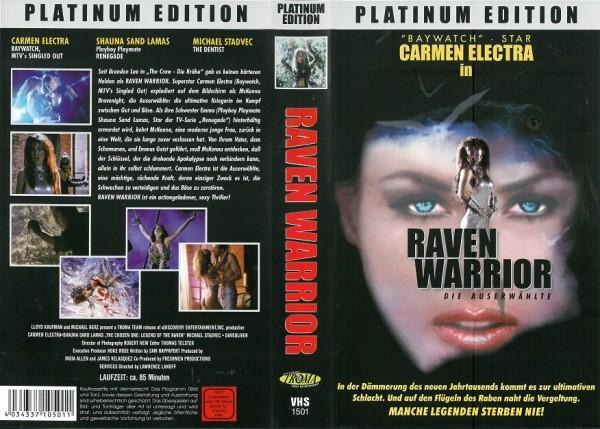 Raven Warrior - Die Auserwählte (Troma)