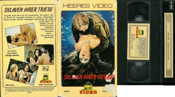 Sklaven ihrer Triebe (Heeres Video Hartbox)