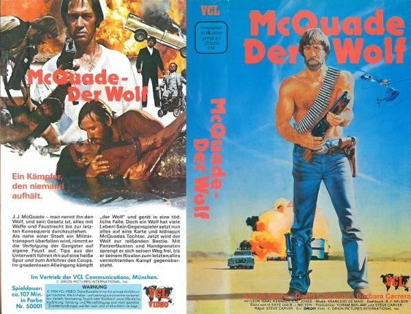 McQuade - Der Wolf