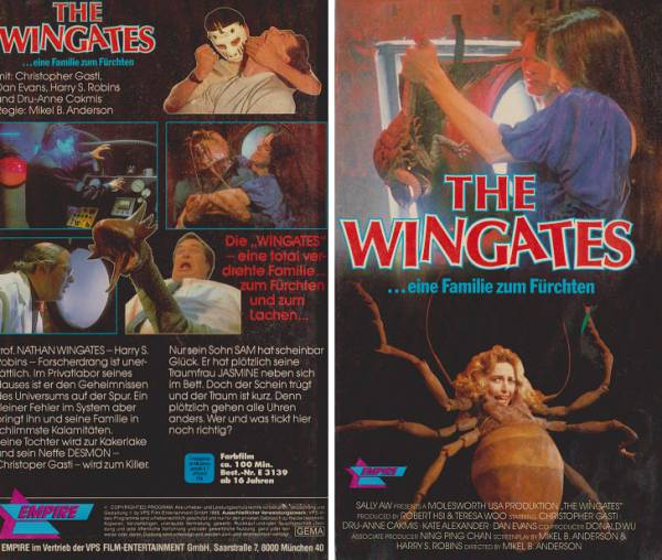 Wingates - Eine Familie zum Fürchten, The