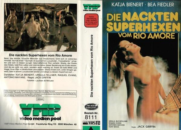 nackten Superhexen vom Rio Amore, Die (Linda) VMP