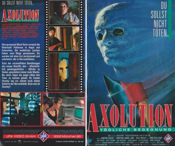 Axolution - Tödliche Begegnung