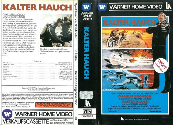 Kalter Hauch - The Mechanic (VK)