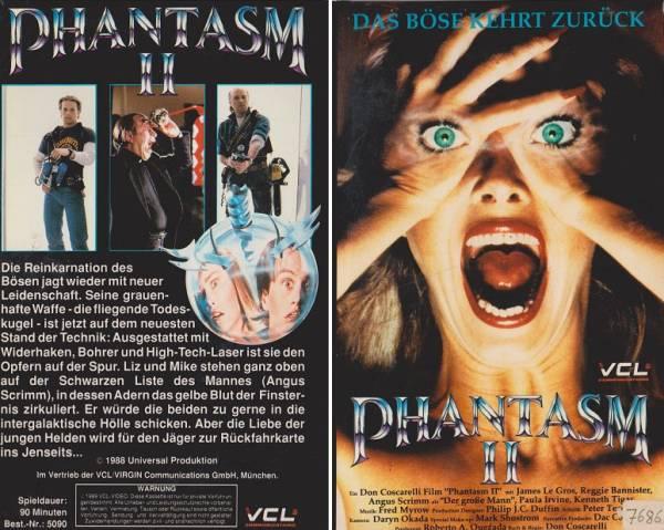 Phantasm 2 - Das Böse kehrt zurück
