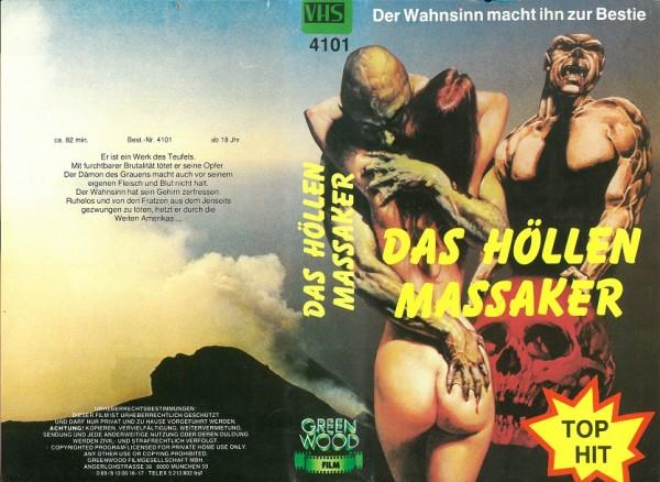 Höllenmassaker, Das - Blutbad des Schreckens - Scream bloody murder